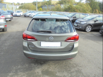 OPEL Astra Sports Tourer occasion seine-maritime